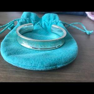 Tiffany 1837 Silver Cuff